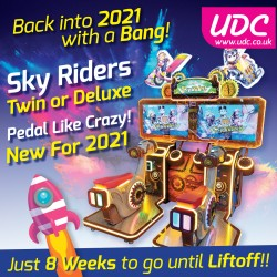 8 Weeks To Go - Featuring Sky Riders